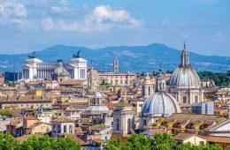 Erasmus στη Ρώμη