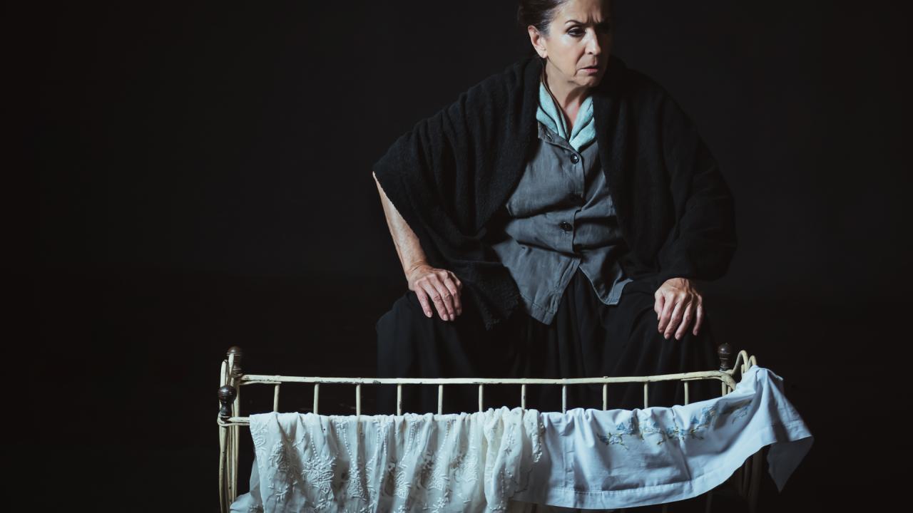 «Γυναίκες του Παπαδιαμάντη»: Μία εξαιρετική παράσταση με μοναδικές ερμηνείες που θα σε καθηλώσει.