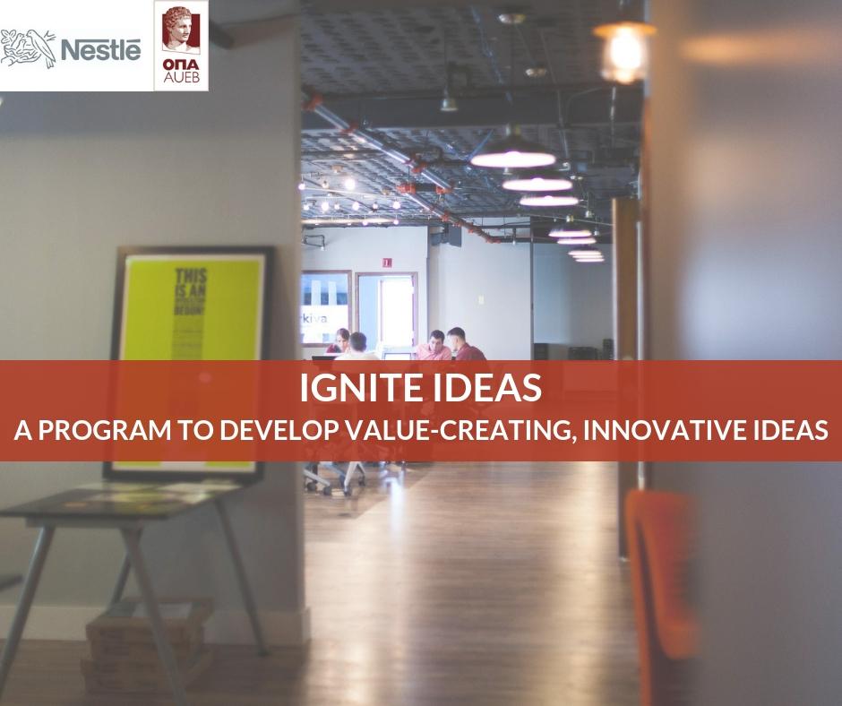 Ignite Ideas