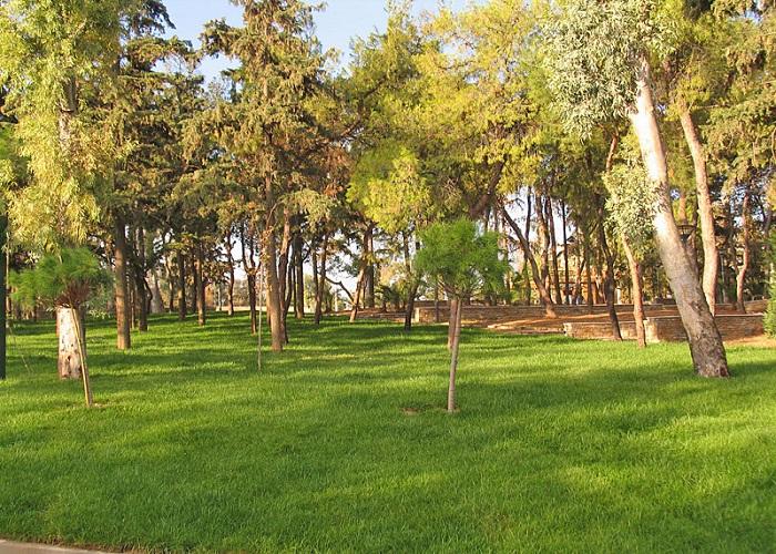 πάρκα στην Αθήνα