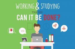 εργαζόμενος φοιτητής