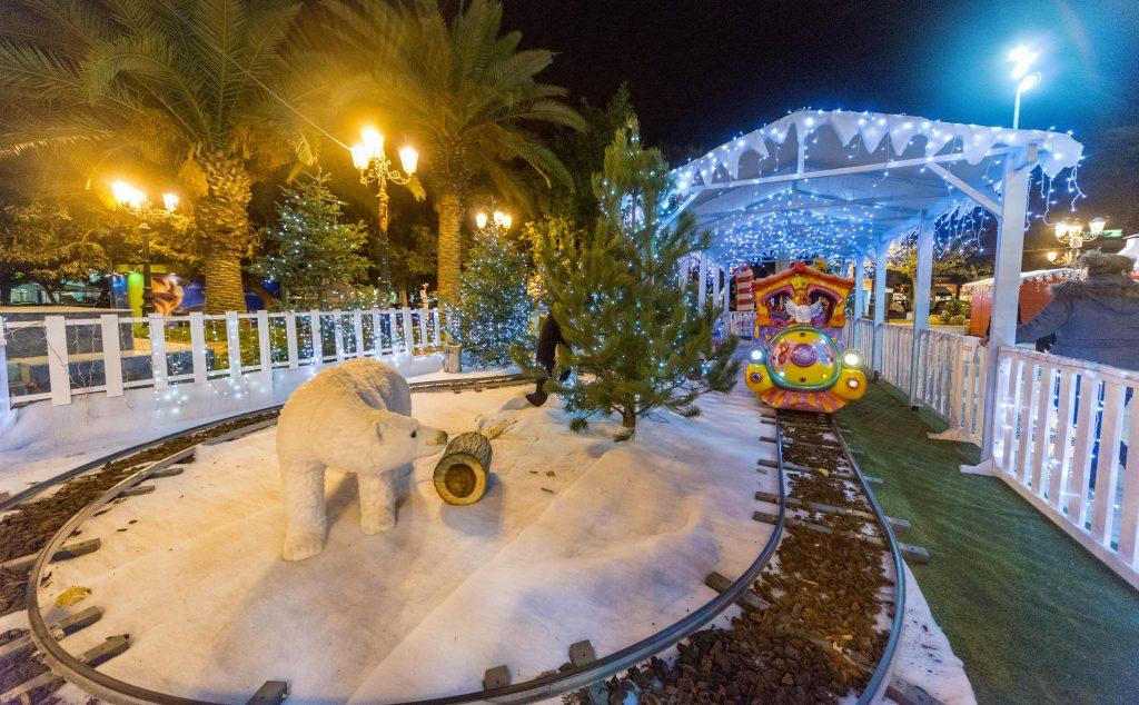 Christmas Fantasy Fun Park & Theater