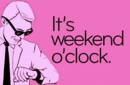 Προτάσεις για το Σαββατοκύριακο