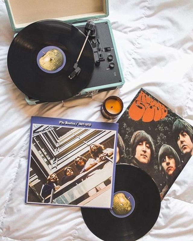 Vinyl is Back