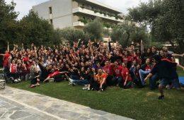 Πήγαμε στο εθνικό συνέδριο της AIESEC και αυτή είναι η εμπειρία μας!