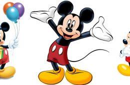 γενέθλια του Mickey Mouse