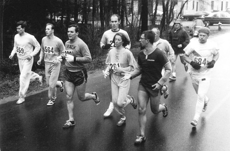 Κάθριν Σουίτσερ: Η πρώτη γυναίκα μαραθωνοδρόμος