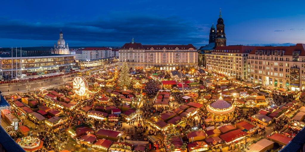 χριστουγεννιάτικες αγορές στην Ευρώπη