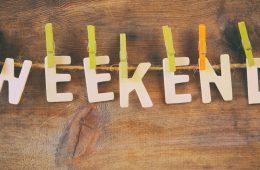 Προτάσεις για ένα χαλαρό Σαββατοκύριακο: