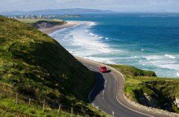 ταξίδι στην Ιρλανδία