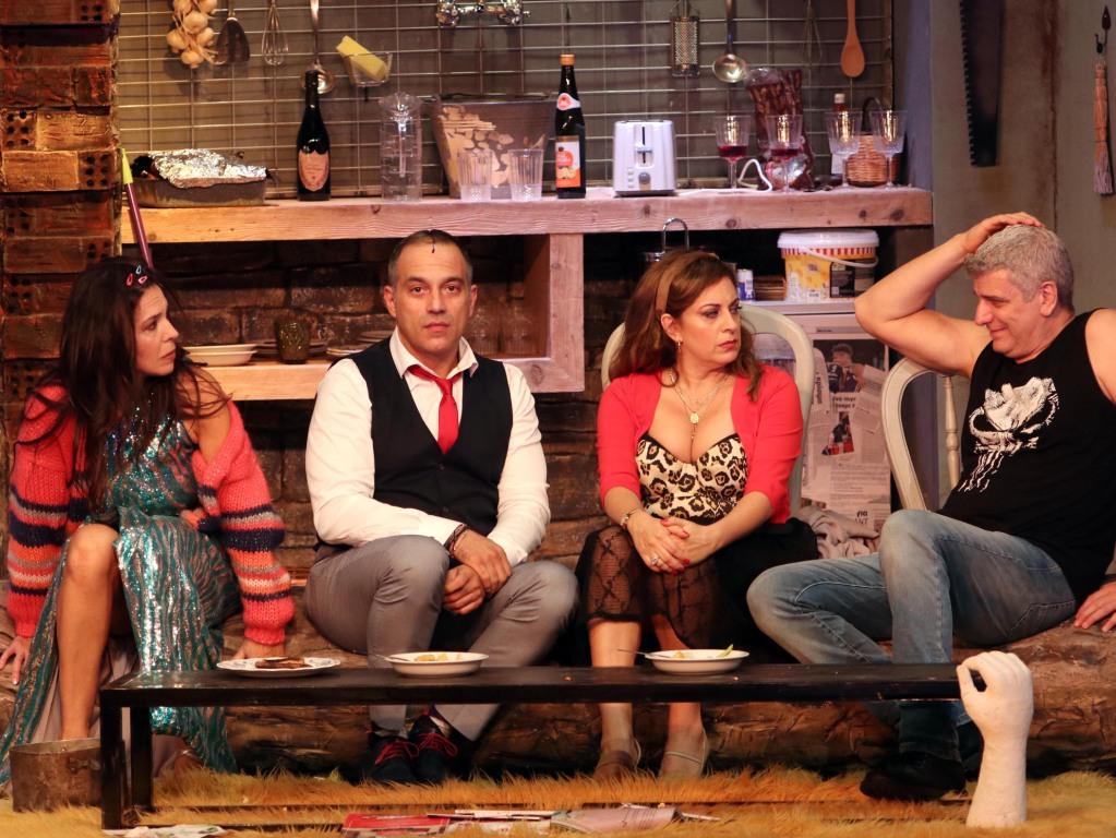 θεατρικές παραστάσεις στην Αθήνα