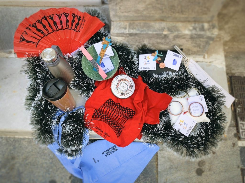 Χριστουγεννιάτικο Meet Market