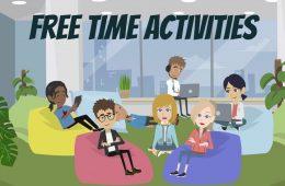 ελεύθερο χρόνο