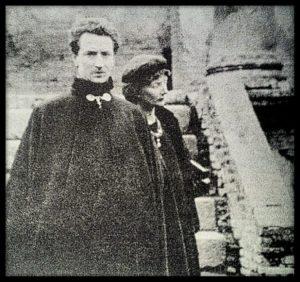 Εύα Πάλμερ και Άγγελος Σικελιανός
