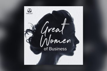 great women of business podcast cover