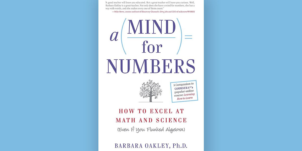 a mind for numbers barbara oakley