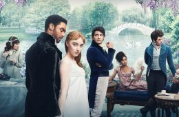 Bridgerton series cast picture