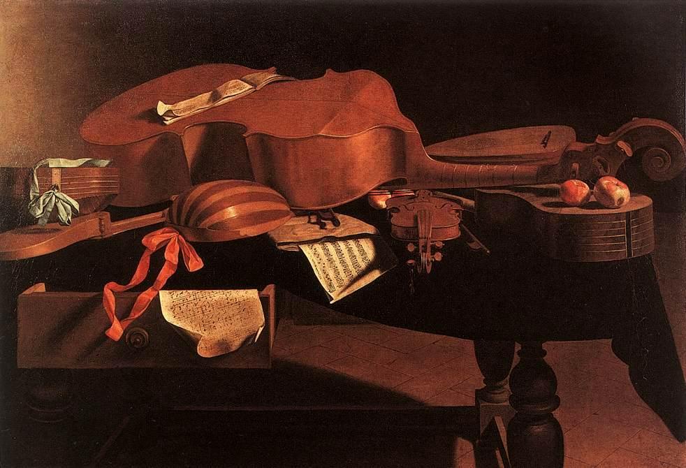 9 +1 έργα Μπαρόκ Μουσικής